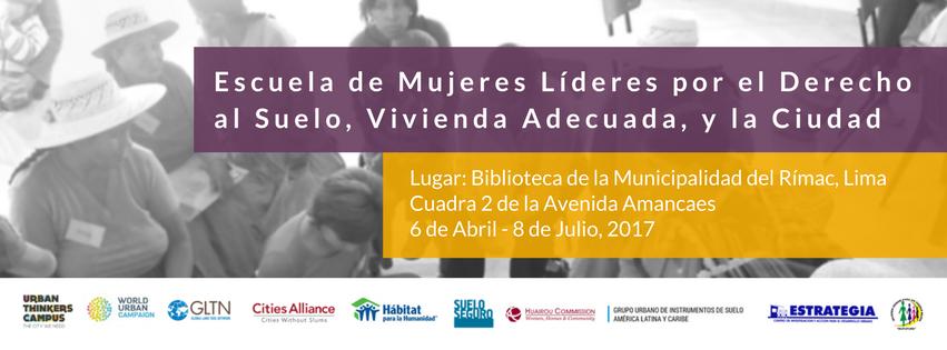 Escuela Mujeres Peru